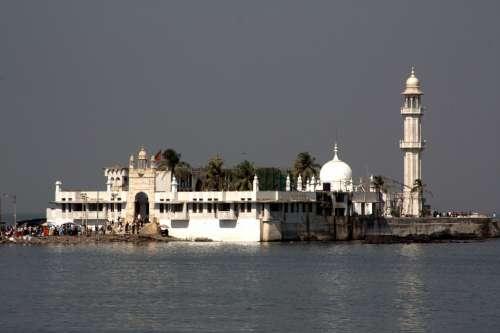 Haji Ali Shrine Mumbai Bombay Muslim Islamic India