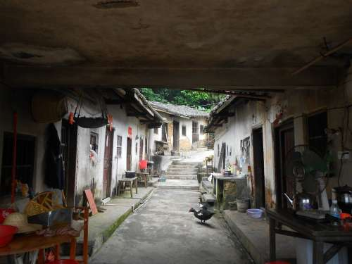 Hakka Building Alley