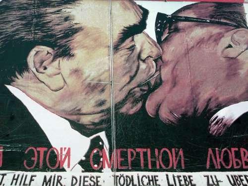 Hallo Berlin Wall Germany Contemporary Witnesses