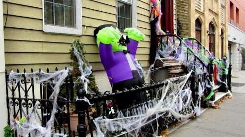 Halloween Creepy Seasonal Decoration