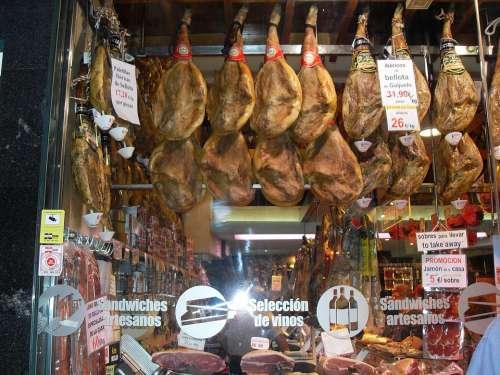 Ham Shop Spain Madrid