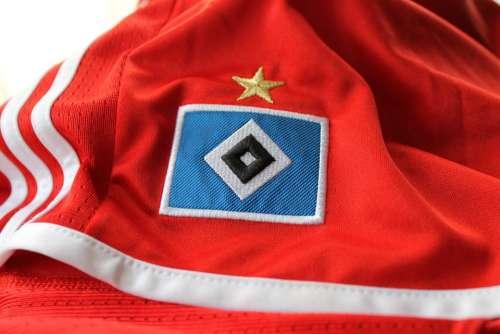 Hamburger Sv Hamburg Red Pants Football