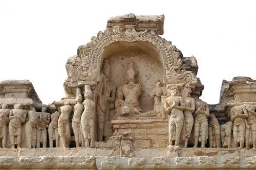 Hampi India Architecture World Heritage Site