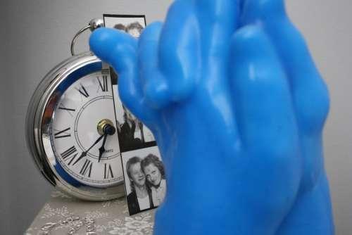 Hands Love I Love You Wax Wax Mold Mold