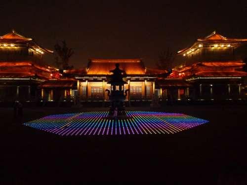 Hangzhou China Temple