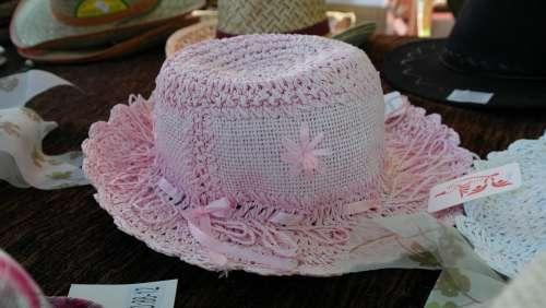 Hats Clothing Women'S Hat Straw Hat Headwear Cap