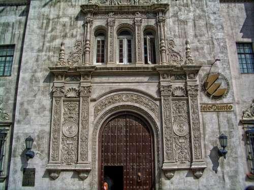 Havana Cuba City Cities Urban Facade Architecture
