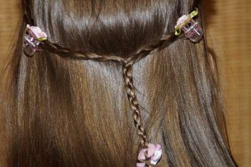 Head Mind Girl Child Long Hair Long Haired