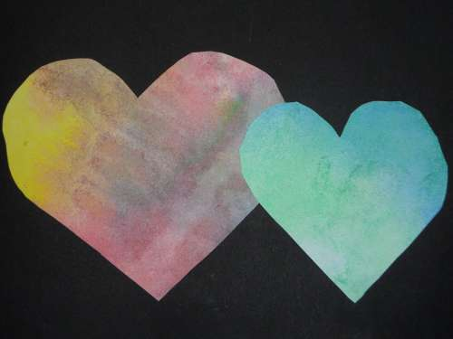 Heart Love Valentine'S Day Valentine Two