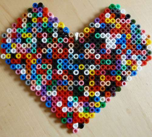 Heart Colorful Love