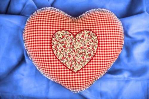 Heart Red Love Health White Gift Sweetheart