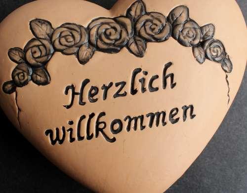 Heart Sound Sound Heart Font German Burned