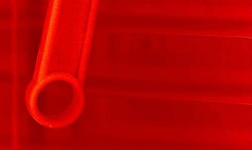 Heat Red Abstract Glowing Tool Background