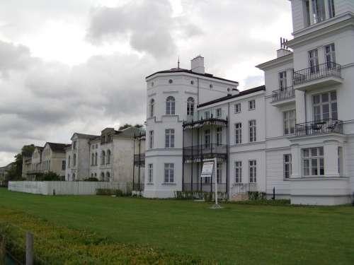 Heiligendamm Building House House Facade
