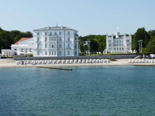 Heiligendamm Baltic Sea Sea Coast Vacations