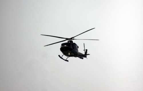 Helicopter Vehicles Air Traffic Transport