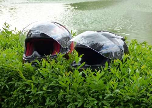 Helmet Helmets Motor Nature Motorcycle Safety