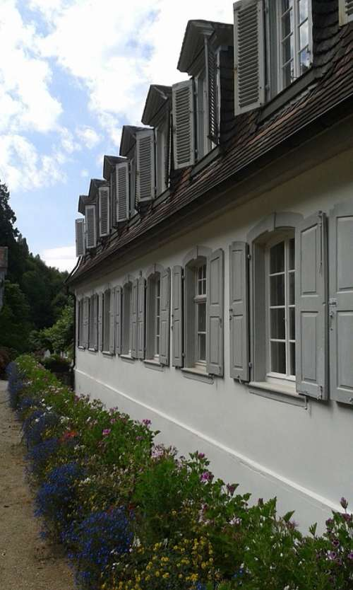 Hesse Bensheim Auerbach Princes Camp Summer House