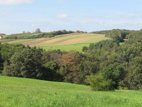 Hill Landscape Nature Outlook