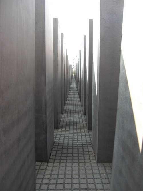 Holocaust Monument Berlin Jews Capital Germany