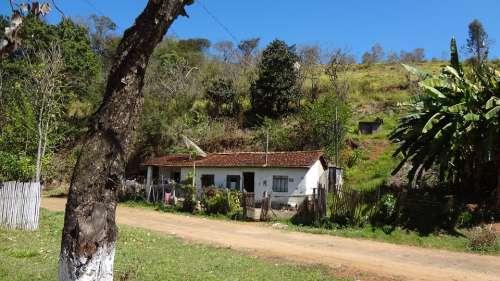 Home Roça Piranguinho Minas Brazil