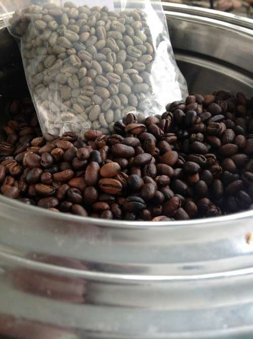 Home Roasted Coffee Roasted Coffee Beans
