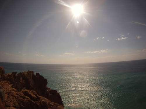 Horizon Indian Head Fraser Island Queensland