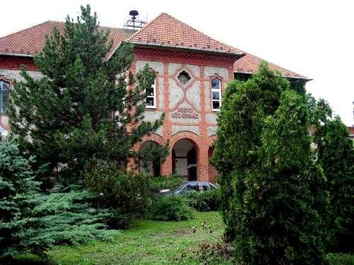 Hospital Old Building