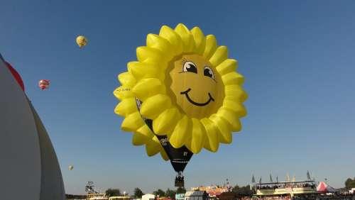 Hot Air Balloon Ballooning Hot Air Balloon Ride