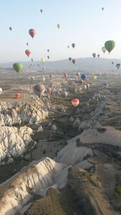 Hot Air Balloon Balloon Hot Air Balloon Ride