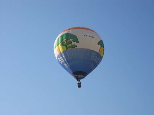 Hot Air Balloon Balloon Captive Balloon Air Sports