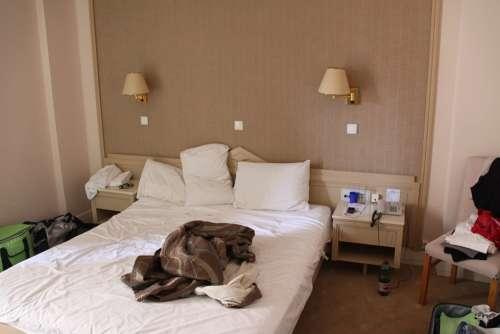 Hotel Bed Lighting Pleasure Furniture Style