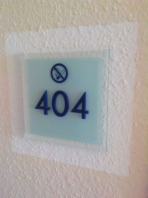 Hotel Hotel Rooms Room Number 404 Non Smoking
