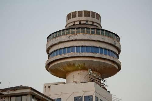 Hotel Mumbai Round Architecture Concrete Bombay