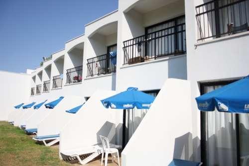Hotel Summer Cyprus Vacation Sea Nature