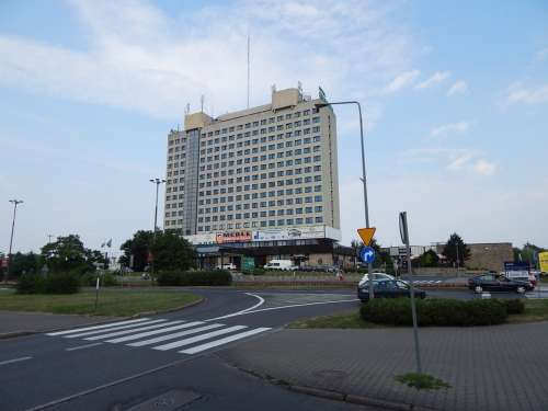 Hotel Gromada Hotel In Saw Poland