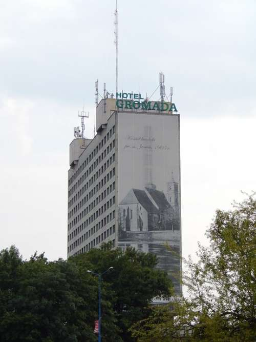 Hotel Gromada In Saw Poland