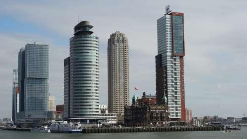 Hotel New York Hotel Sky Line Rotterdam