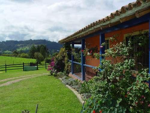 House Campestre Tabio Cundinamarca Colombia
