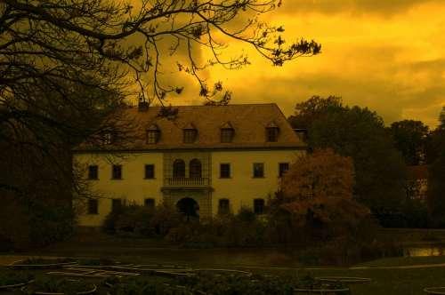 House Old House Łęknica Park Germany
