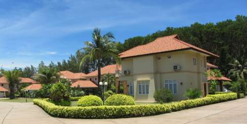 House Home Houses Vacation Tropical Luxury