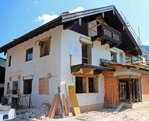 House Building Conversion Cultivation Site