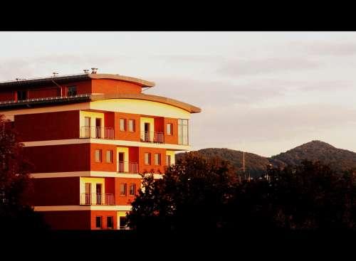 House Balcony Roof
