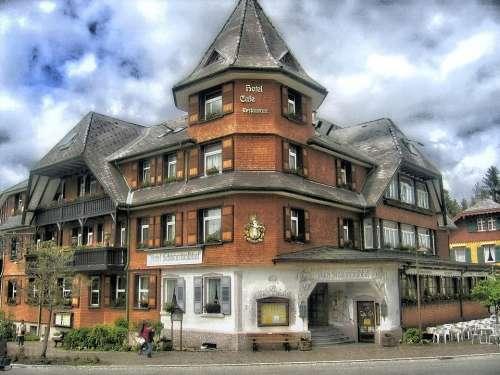 House Hotel Black Forest Germany Hinterzarten
