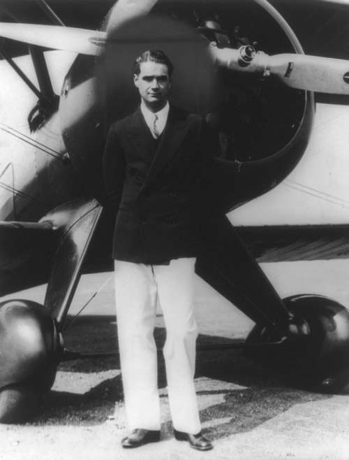 Howard Hughes Aviator Man Person Industrialist