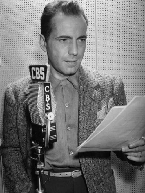 Humphrey Bogart Actor Vintage Classic Movies