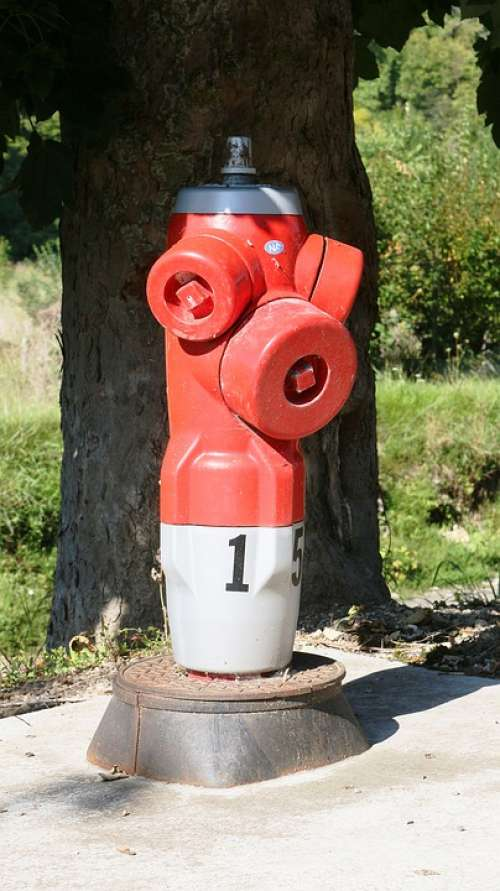 Hydrant Fire Hydrant Water Firefighter Fire