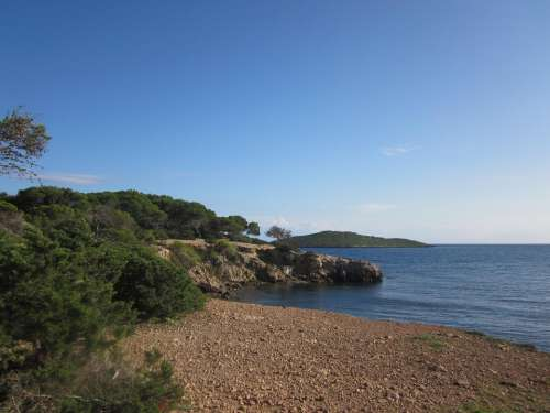 Ibiza Balearic Islands Spain Sea Vacations