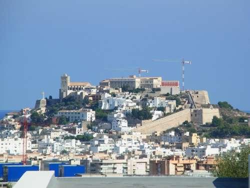 Ibiza Island Mediterranean Island