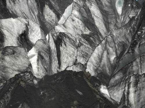 Ice Glacier Iceland